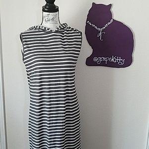 ☀️🖤 EUC Maxi dress